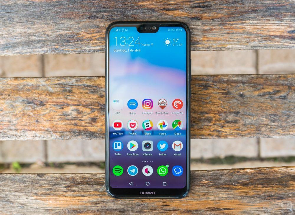 Según Huawei, esa cifra es un aumento del 81% en comparación con la de la serie P10. La serie P20 incluye la P20 Lite , la P20 y la triple cámara P20 Pro .
