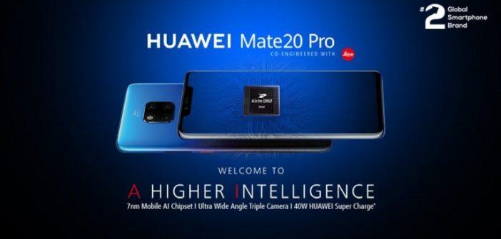 Reconocimiento facial de Huawei Mate 20 pro es engañado con facilidad