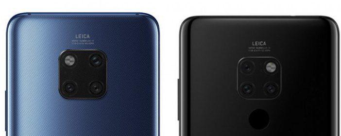 lanzamiento del Huawei Mate 20