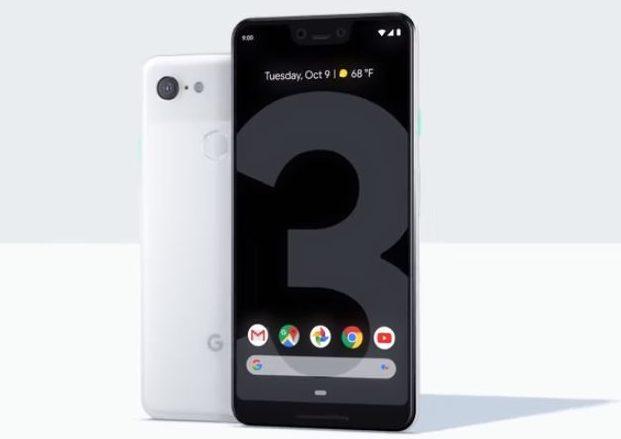 Google pixel se apaga solo