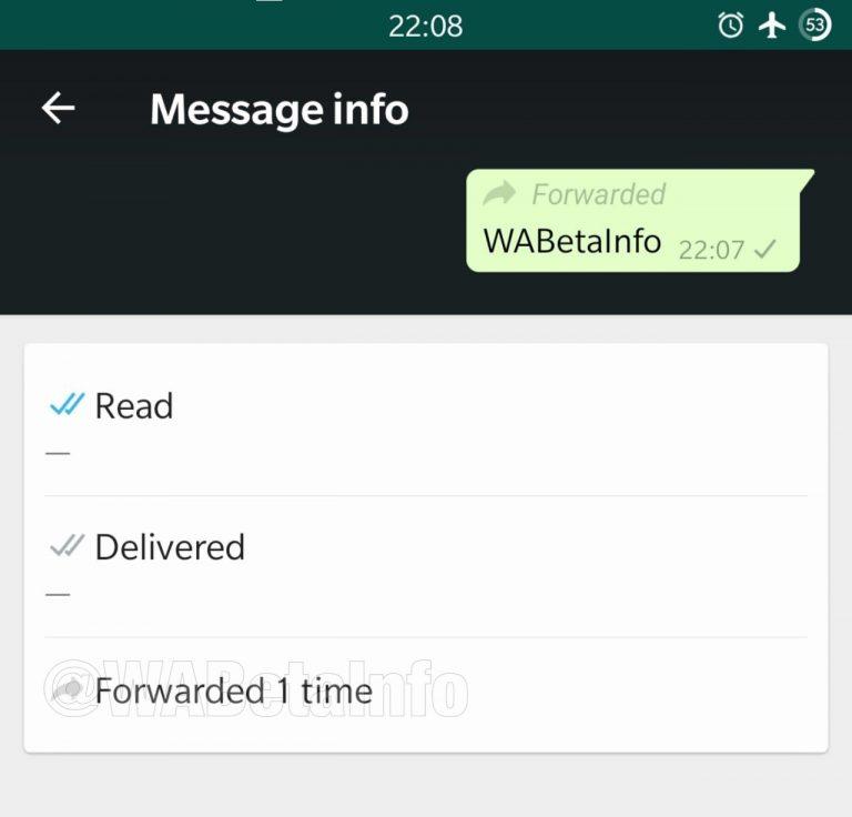 whatsapp mensajes informacion