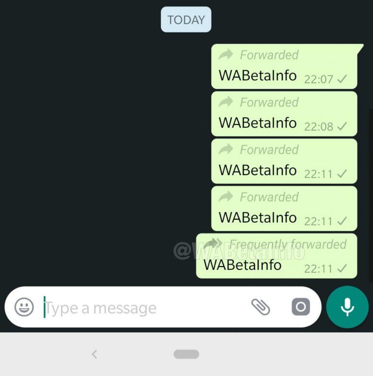 whatsapp mensajes información
