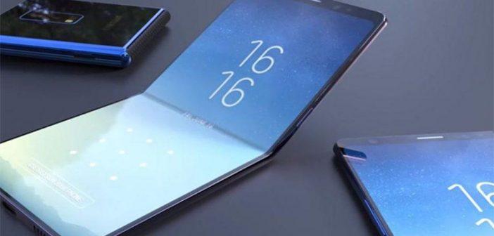 Patente Flexible de Samsung