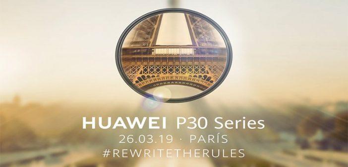 Huawei invitaciones