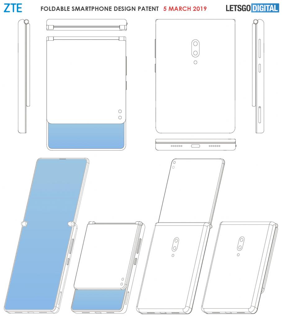 ZTE celular Flexible