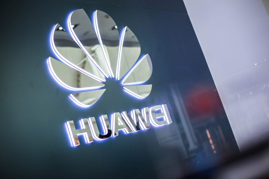 Huawei crecimiento positivo