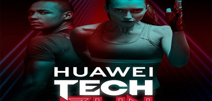 huawei tech run experience