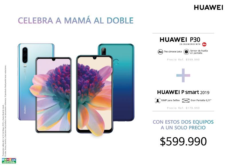 Huawei día de la Madre