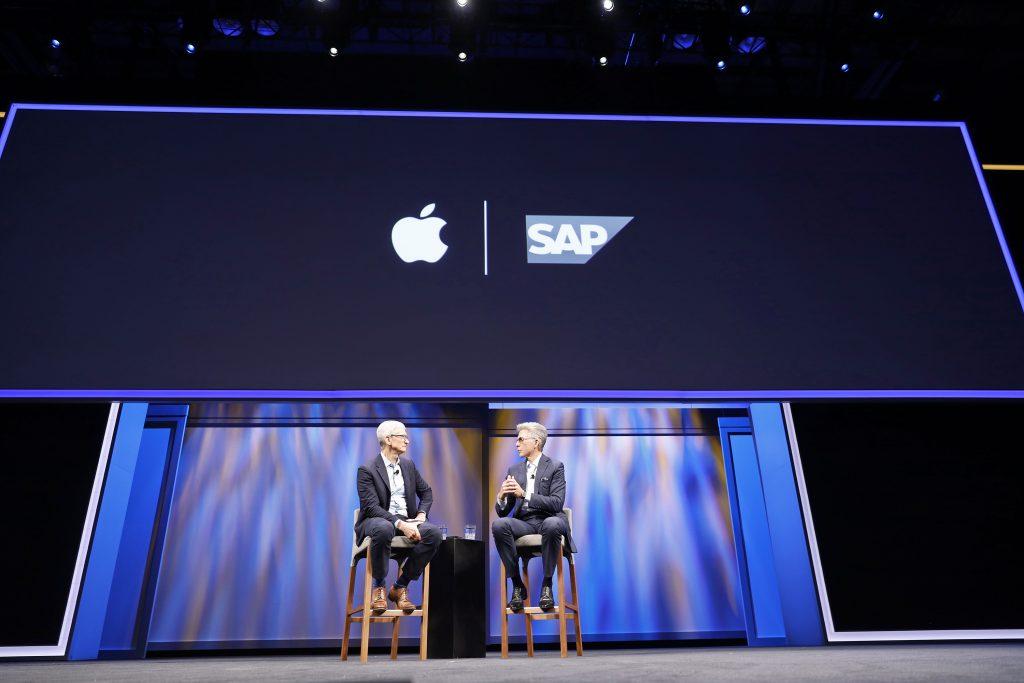 Apple y SAP