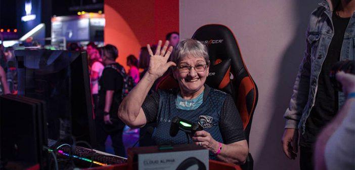 Abuela-gamer