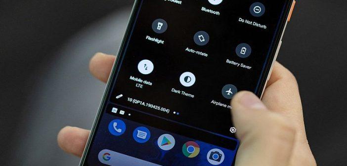 Android Q novedades