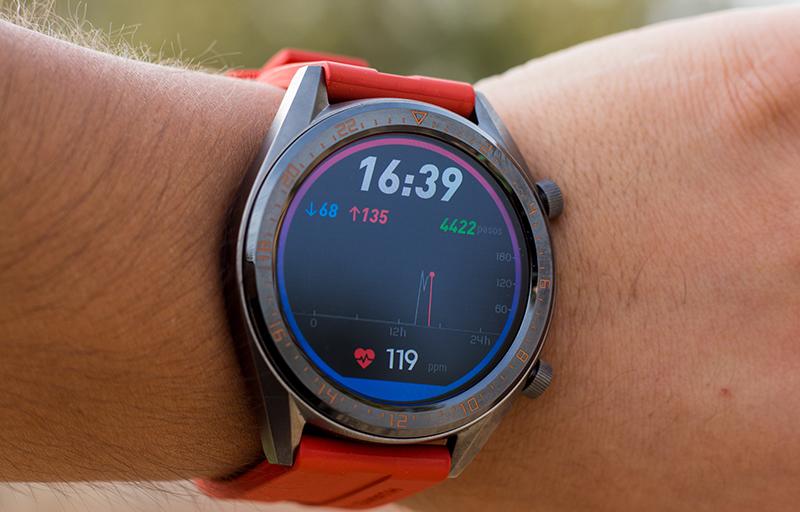 Huawei Watch GT caracteristicas