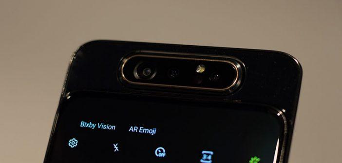 Galaxy A con Snapdragon 855