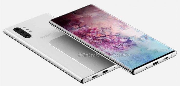 El lanzamiento del Galaxy Note 10 será el 7 de agosto