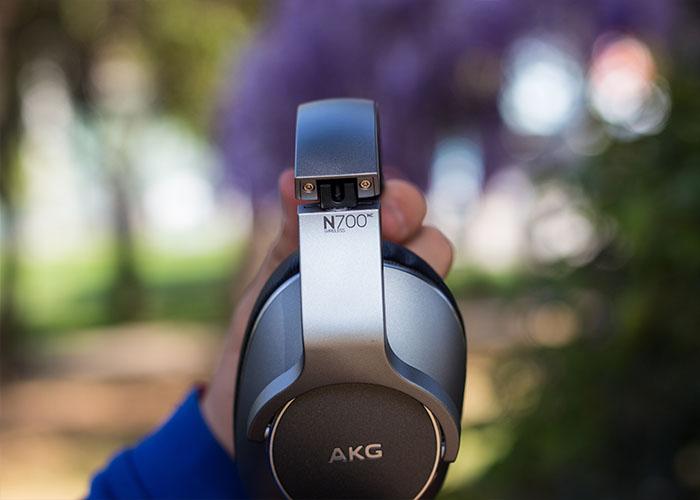 AKG N700nc Análisis