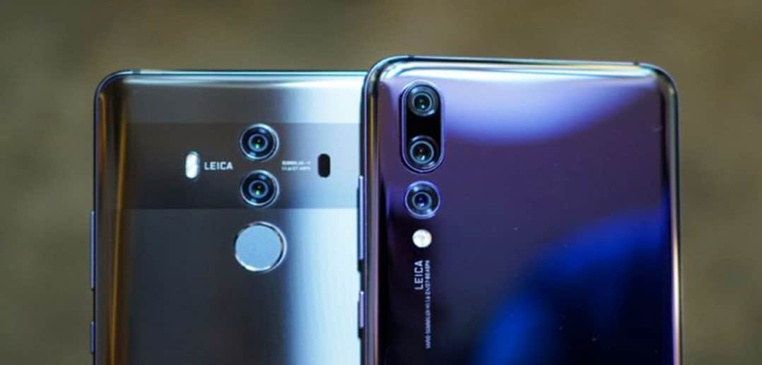 Huawei P20 Android 10