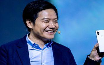 El CEO de Xiaomi, Lei Jun, comparte sus 3 celulares favoritos