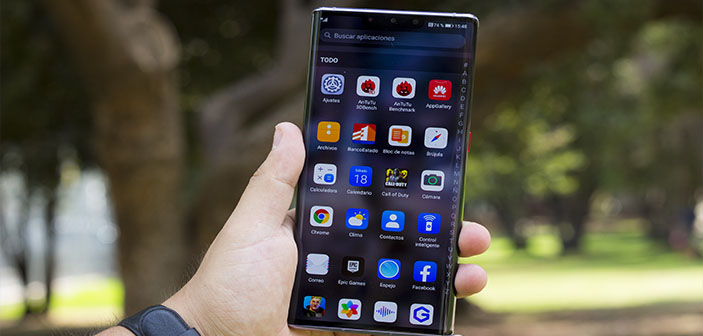 Huawei Mate 30 Pro - Android Vk
