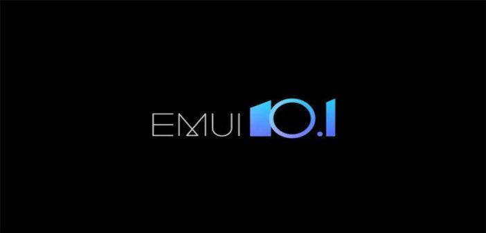 Huawei lanza actualización de EMUI 10.1 para sus dispositivos