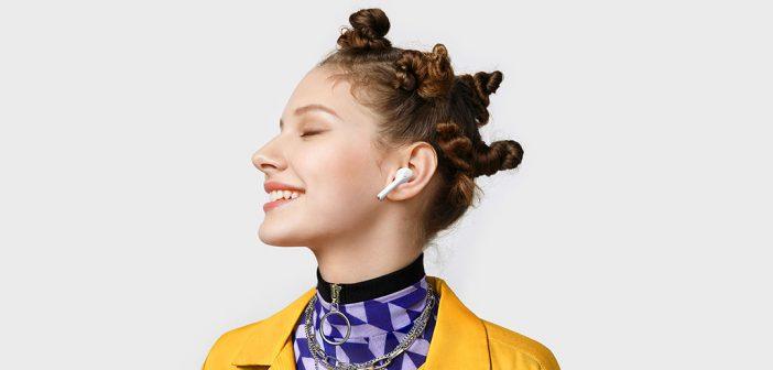 Huawei presenta en Chile sus nuevos audífonos Huawei FreeBuds 3i, mira los detalles