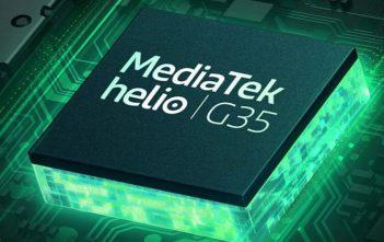 MediaTek Helio G35 y G25 son oficiales procesadores gaming económicos