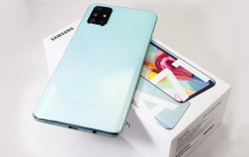 Review Galaxy A71