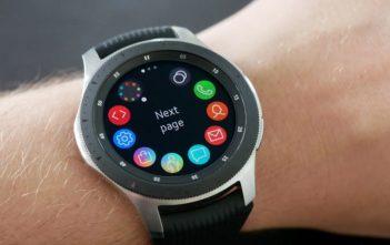 este sería el nuevo Galaxy Watch 3 de Samsung