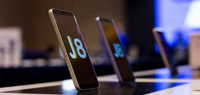 El Samsung Galaxy J8 ya está recibiendo Android 10 oficialmente