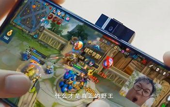 El próximo celular gamer de lenovo podría incluir una cámara retráctil lateral