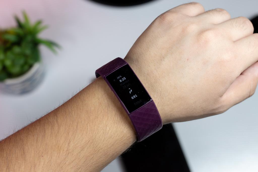 Fitbit Charge 4 review en español-7