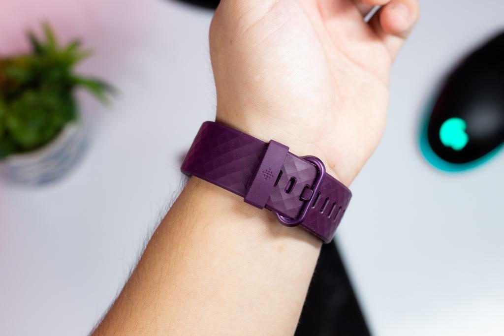 Fitbit Charge 4 review en español-8
