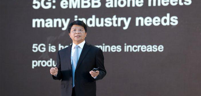 Guo Ping - Presidente Rotativo de Huawei