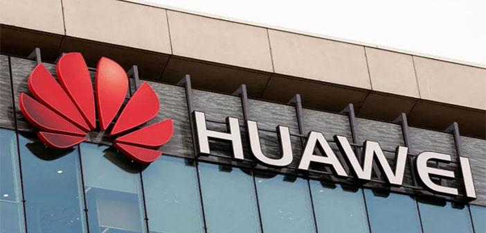 Huawei compañia