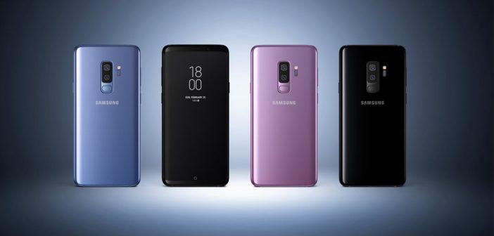 La serie Galaxy S9 entra en la fase final del ciclo de vida