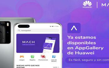 Las tarjetas digitales MACH y Tempo ya están disponibles en AppGallery