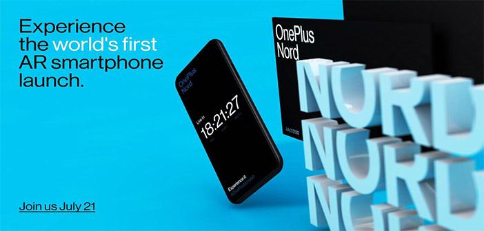OnePlus Nord filtracion