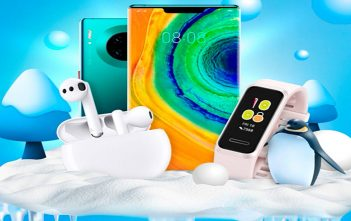 Promo invierno Huawei Chile