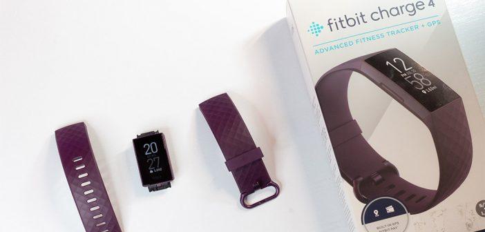Pulsera fibit charge 4