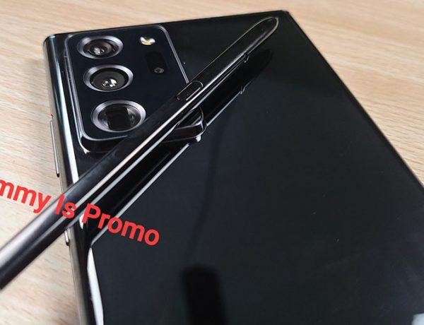 Se acaba de filtrar el Samsung Galaxy Note 20 Ultra