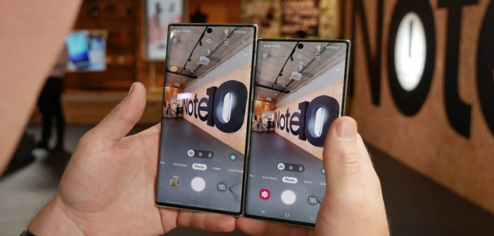 Se filtraron las nuevas características de la cámara del Galaxy Note 20