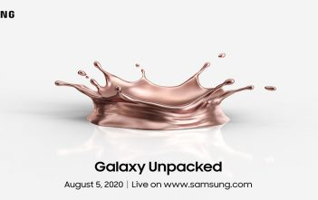 Unpacked Galaxy Note 20