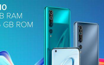 Xiaomi lanza en Chile al nuevo Xiaomi Mi 10 Lite de 6 GB de RAM y 128 GB de almacenamiento