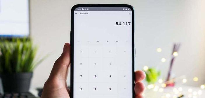 app de calculadora robaba datos