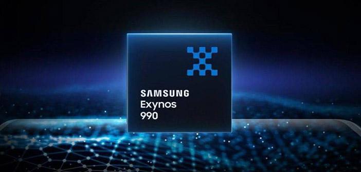 exynos 990 samsung