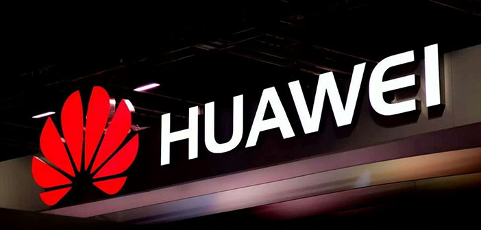 huawei logo compañia
