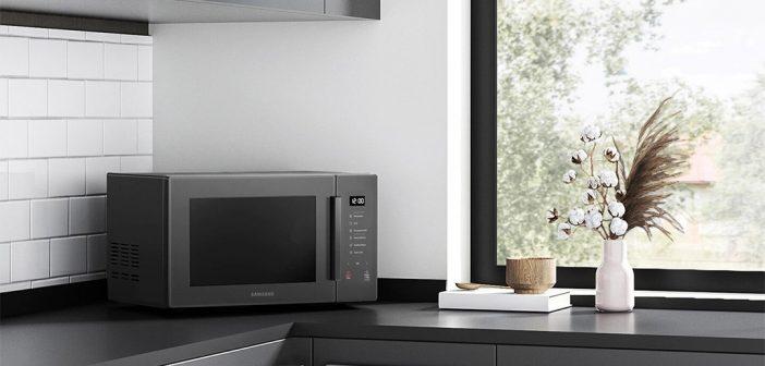 Cocina de manera fácil y saludable con el nuevo microondas Grill Fry de Samsung