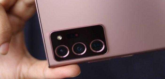 Esta es la mejor funcionalidad de la cámara del Galaxy Note 20 Ultra