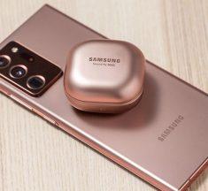 Esto es todo lo que Samsung presentó en el Galaxy Unpacked 2020