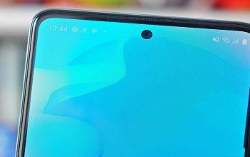 Galaxy A51 recibe una nueva actualización de seguridad