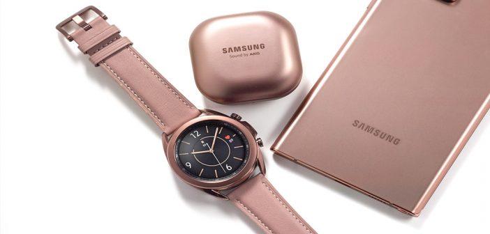 Galaxy Buds Live y Watch 3 triplican las ventas de sus predecesores